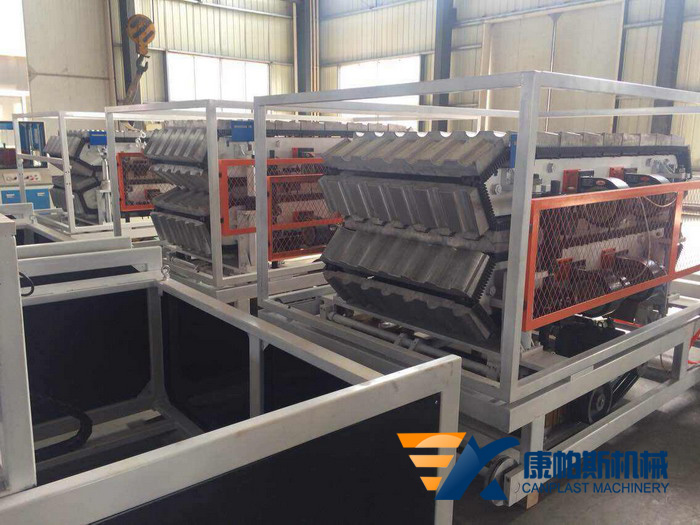PVC仿琉璃瓦生产线